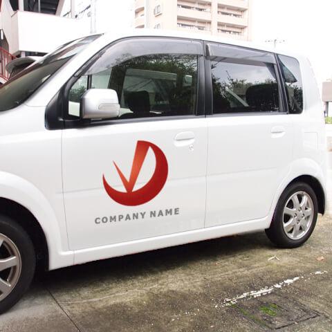 アーバンサークル営業車イメージ